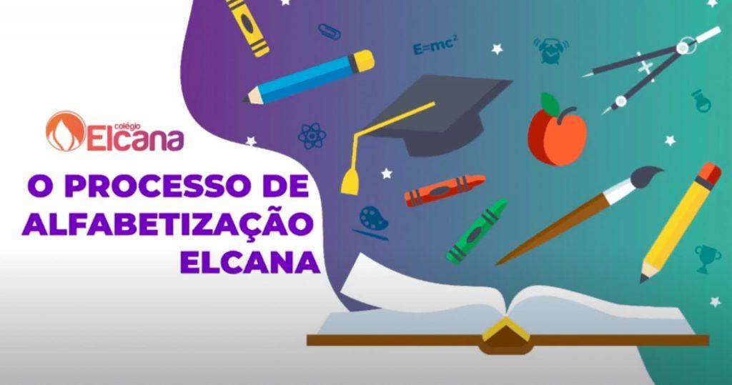 O processo de alfabetização Elcana